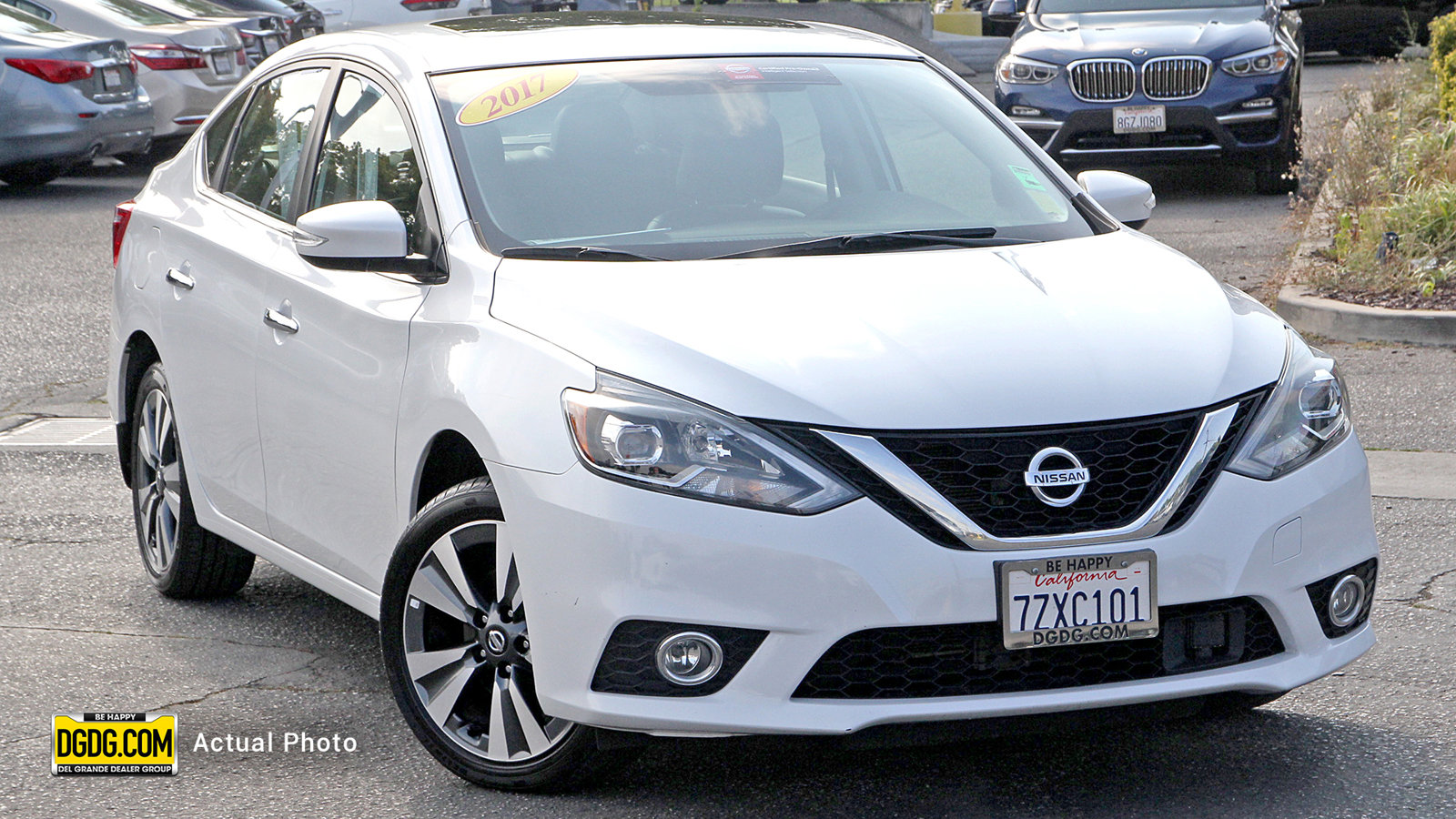 Pre-Owned 2017 Nissan Sentra SL