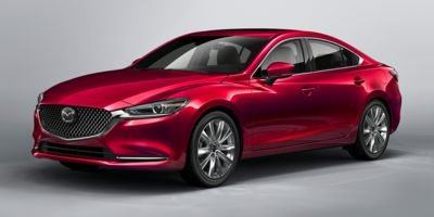 New 2021 Mazda6 Carbon Edition