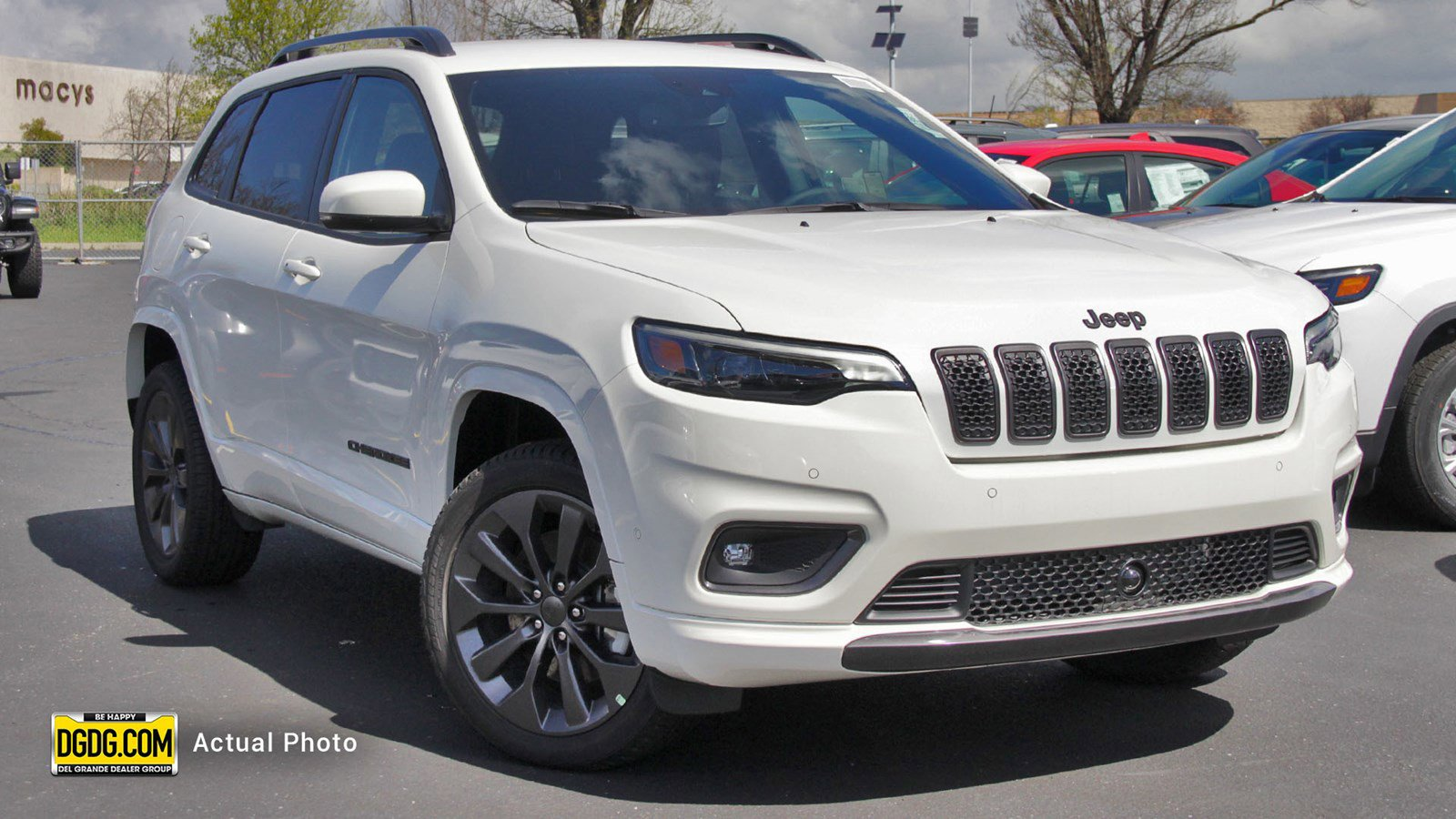 "2019 Jeep<br/><span class=""vdp-trim"">Cherokee High Altitude FWD Sport Utility</span>"