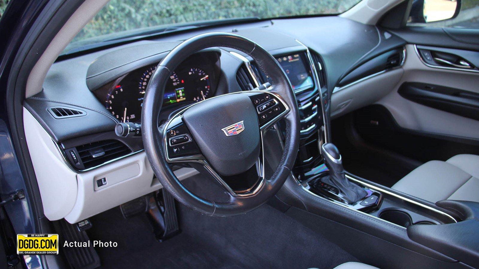 Pre-Owned 2016 Cadillac ATS Sedan Standard RWD