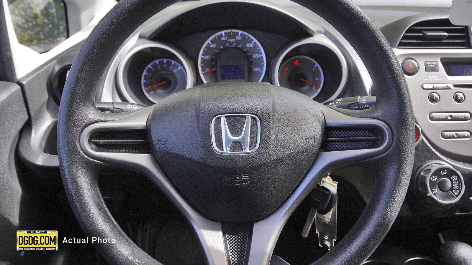 Pre-Owned 2010 Honda Fit Base