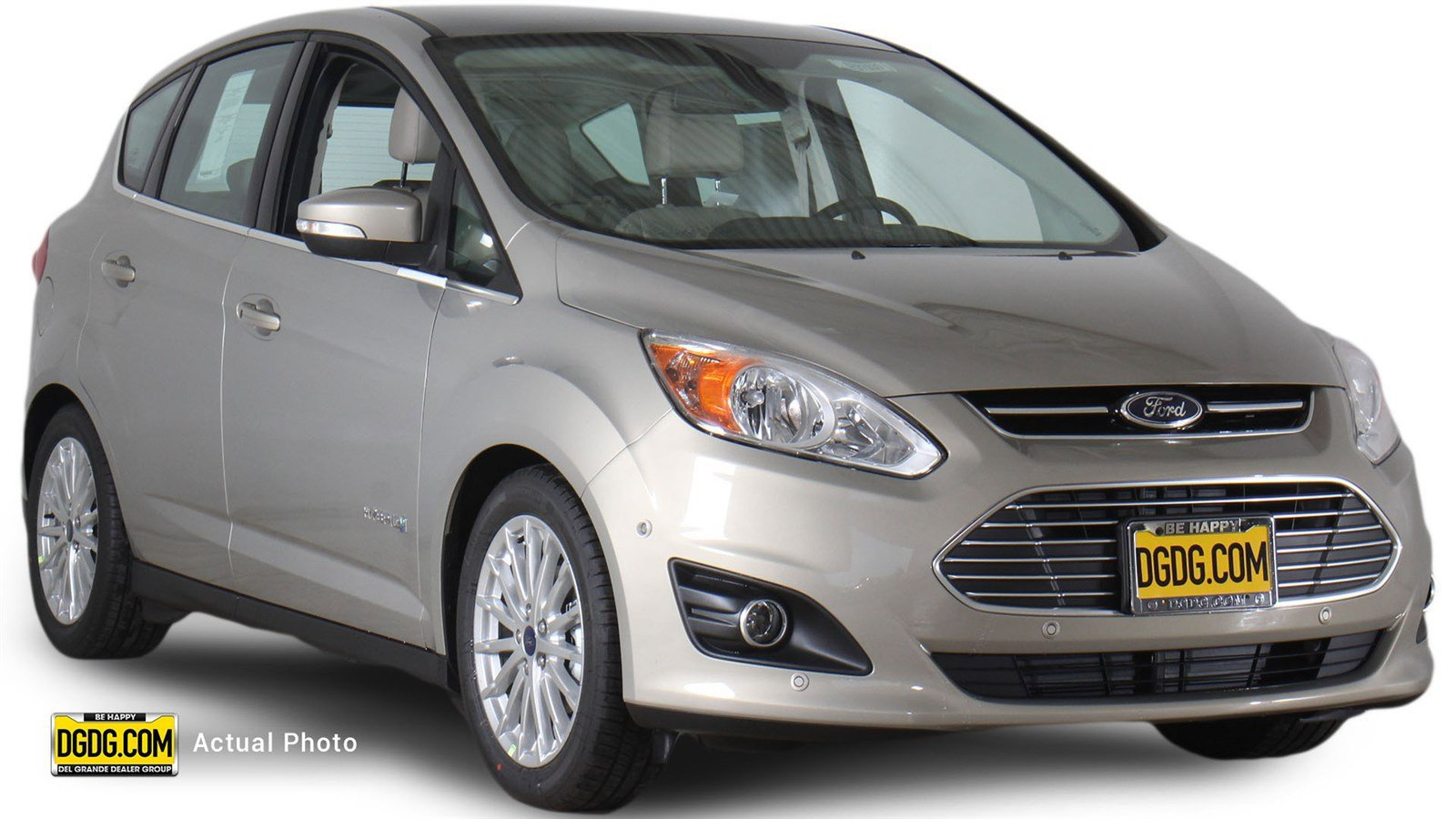 New Ford C-Max Hybrid SEL