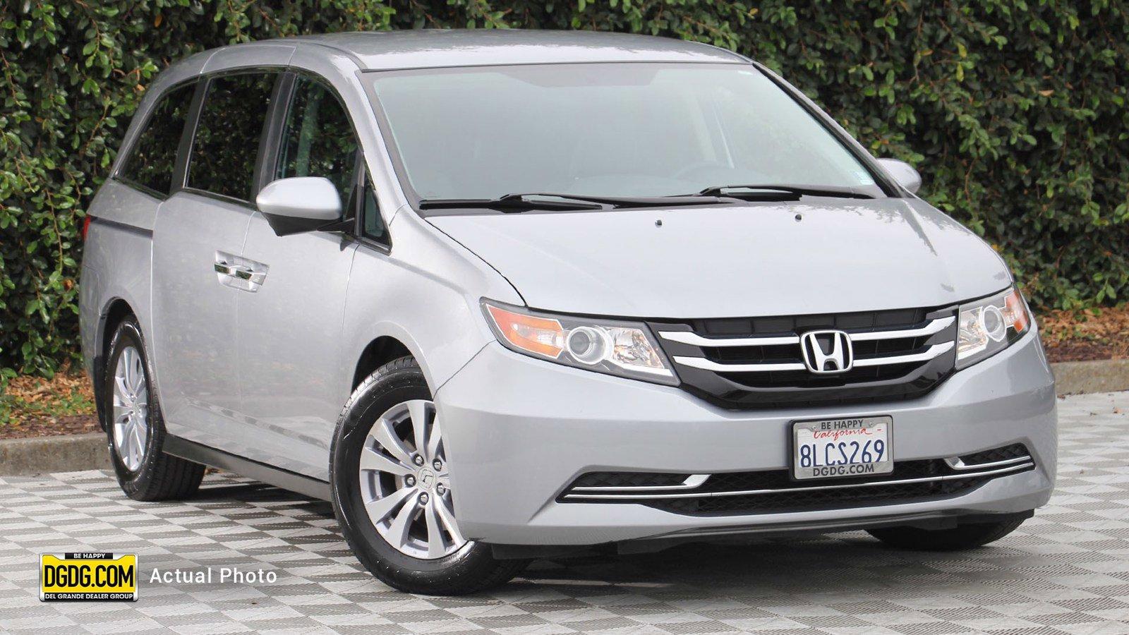 Pre-Owned 2016 Honda Odyssey