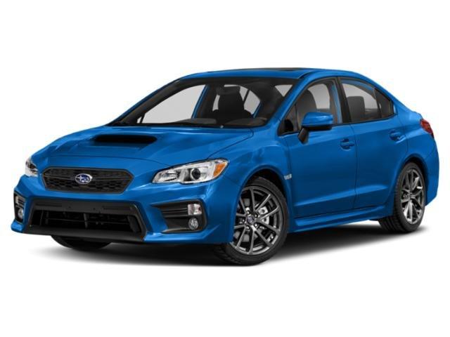 New 2019 Subaru WRX Limited