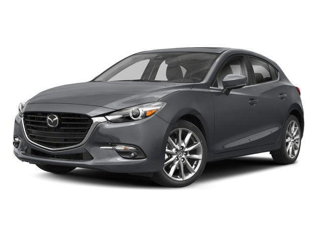 New 2018 Mazda3 Grand Touring