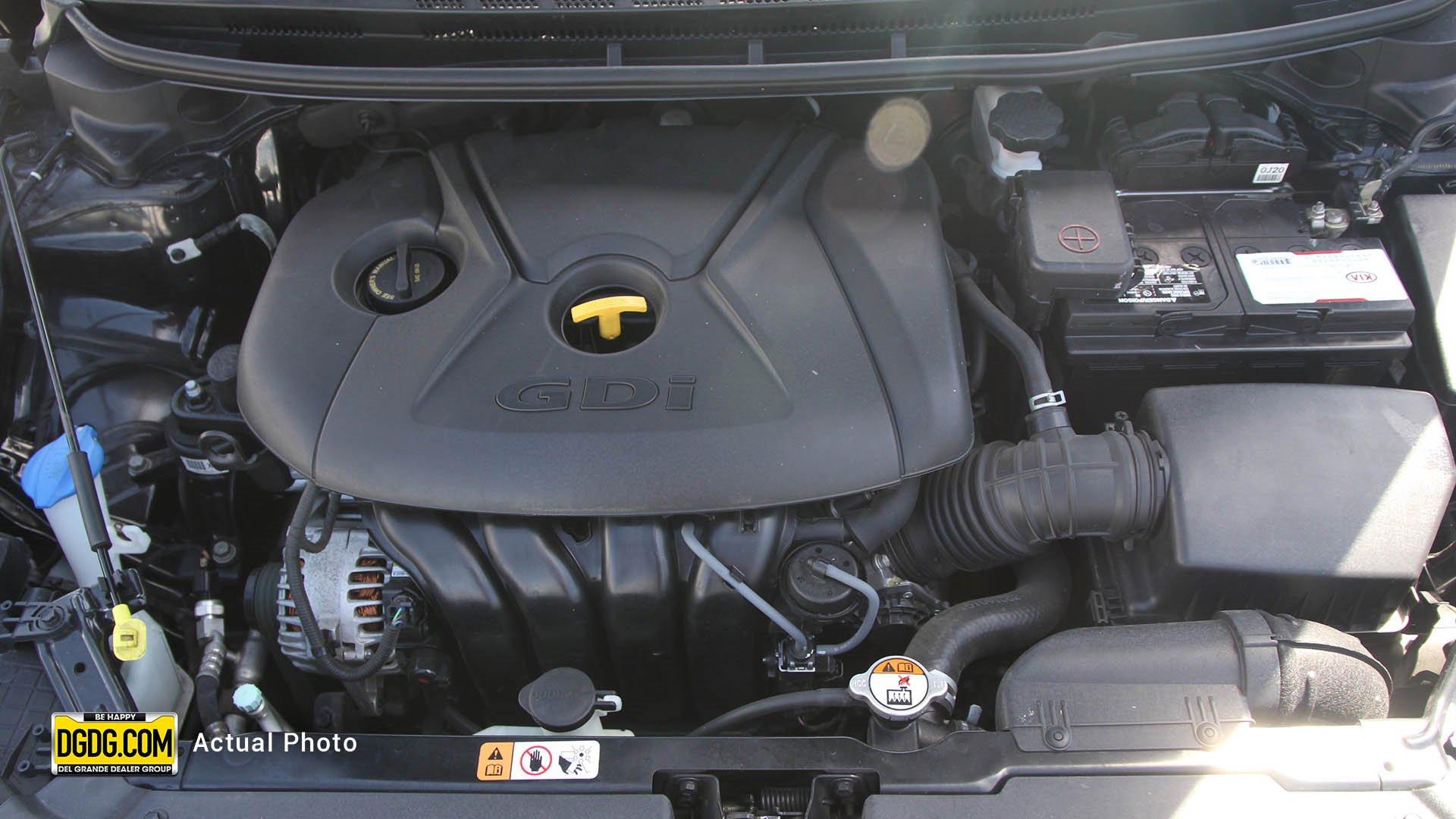 Pre-Owned 2016 Kia Forte EX