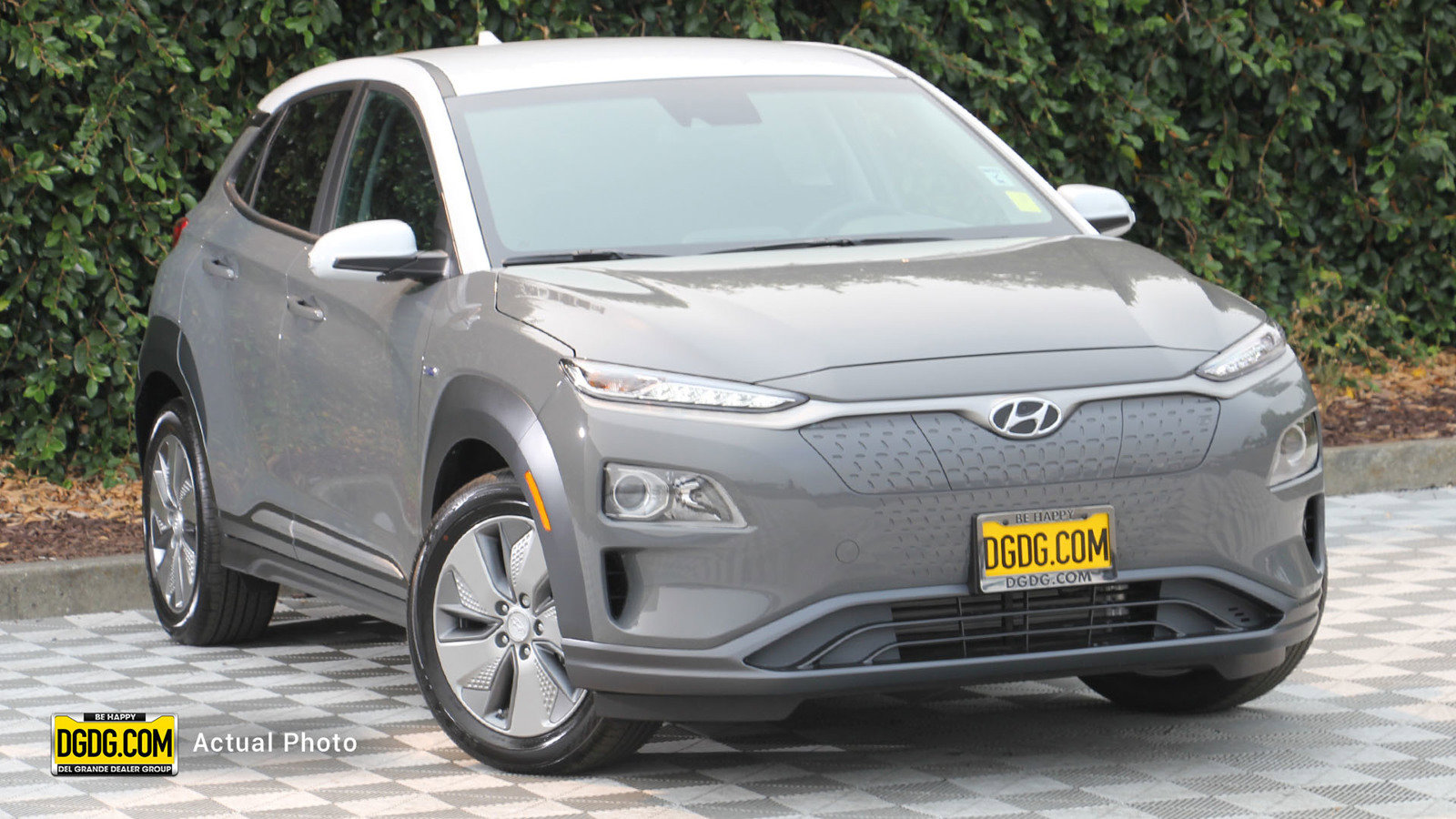 Pre-Owned 2020 Hyundai Kona EV SEL