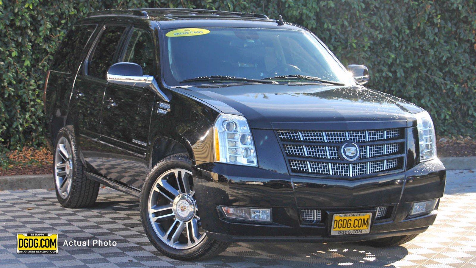 Pre-Owned 2012 Cadillac Escalade Premium