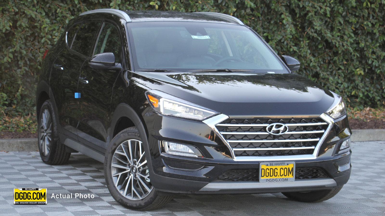 New 2021 Hyundai Tucson Limited