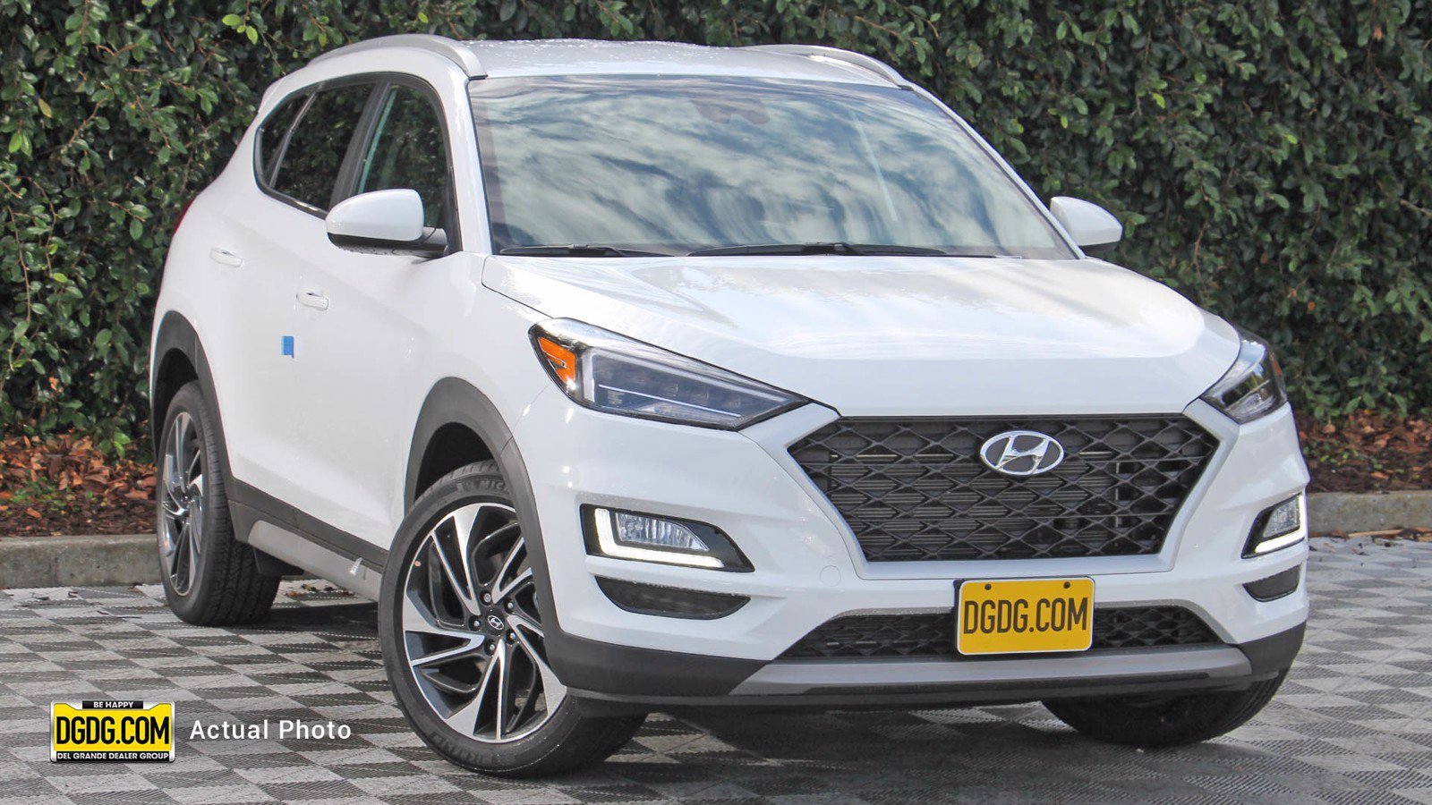 New 2021 Hyundai Tucson Sport