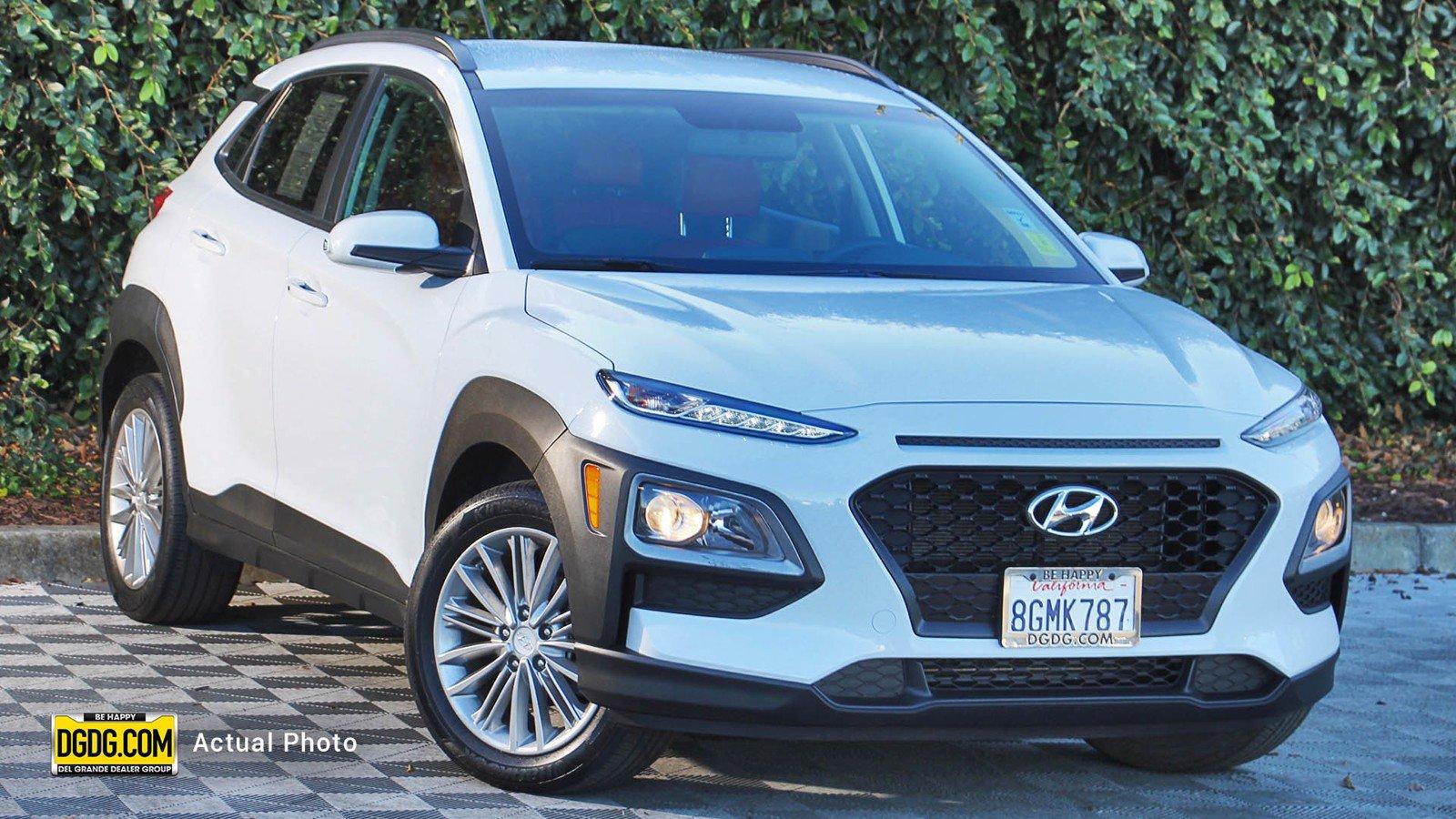 Certified Pre-Owned 2018 Hyundai Kona SEL