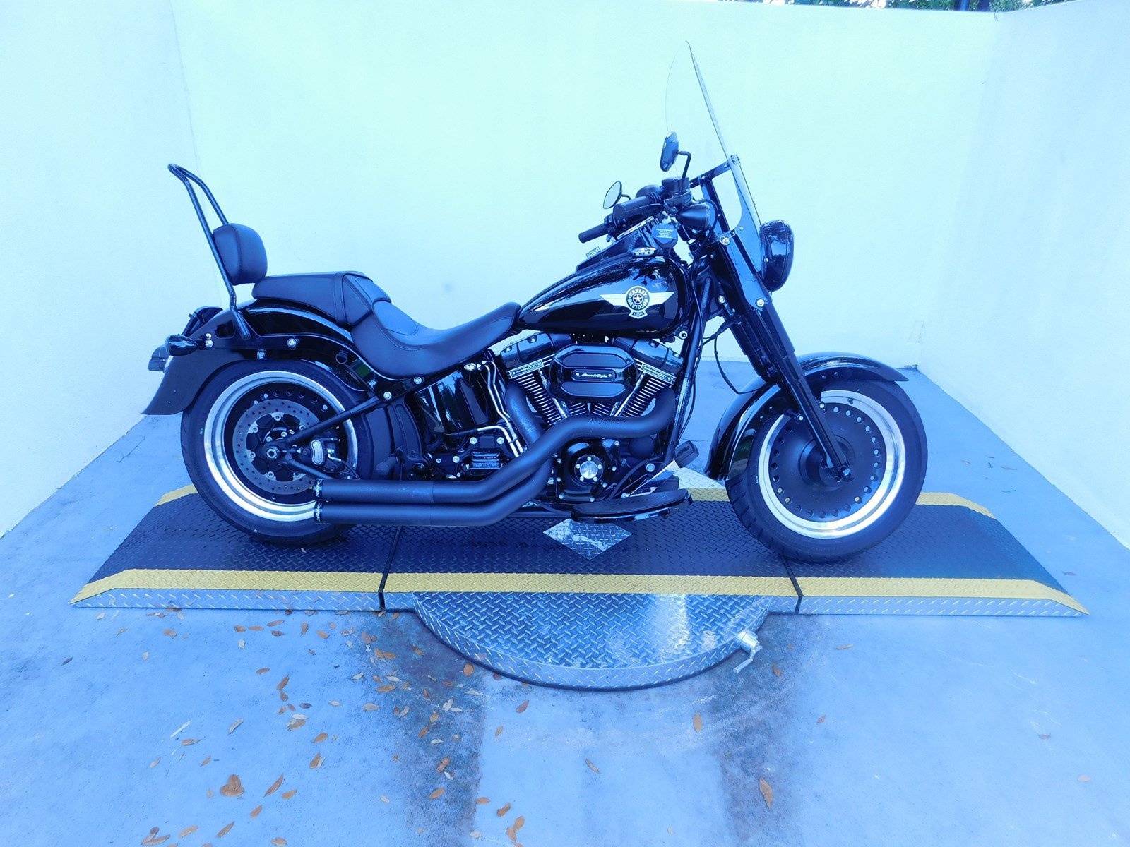 Pre-Owned 2017 Harley-Davidson Softail Fat Boy S FLSTFBS