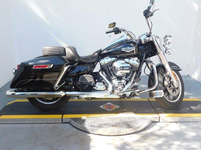 Pre-Owned 2015 Harley-Davidson Road King FLHR