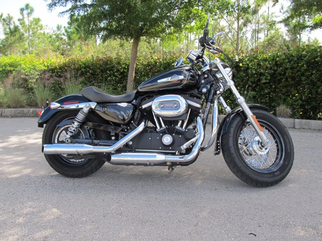 Pre-Owned 2016 Harley-Davidson Sportster 1200 Custom XL1200C