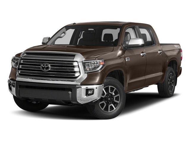 Pre-Owned 2018 Toyota Tundra 4WD 1794 Edition Pickup 5 1/2 Ft