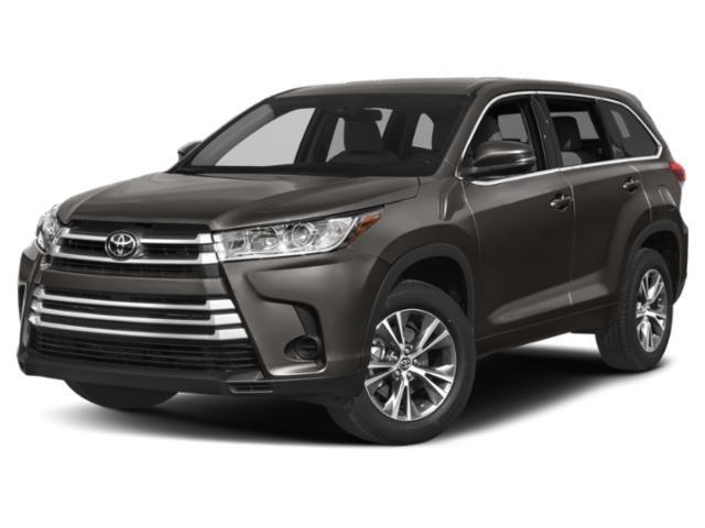 New 2019 Toyota Highlander LE
