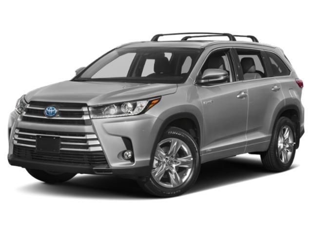 New 2019 Toyota Highlander Hybrid Limited