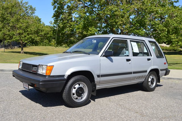 Pre-Owned 1985 Toyota Tercel