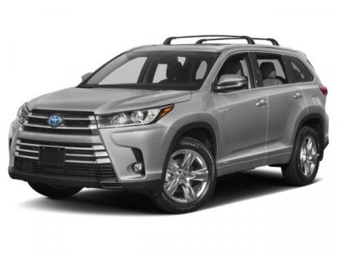 New 2019 Toyota Highlander Hybrid XLE