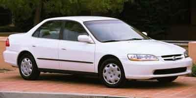 Pre-Owned 2000 Honda Accord 2.3