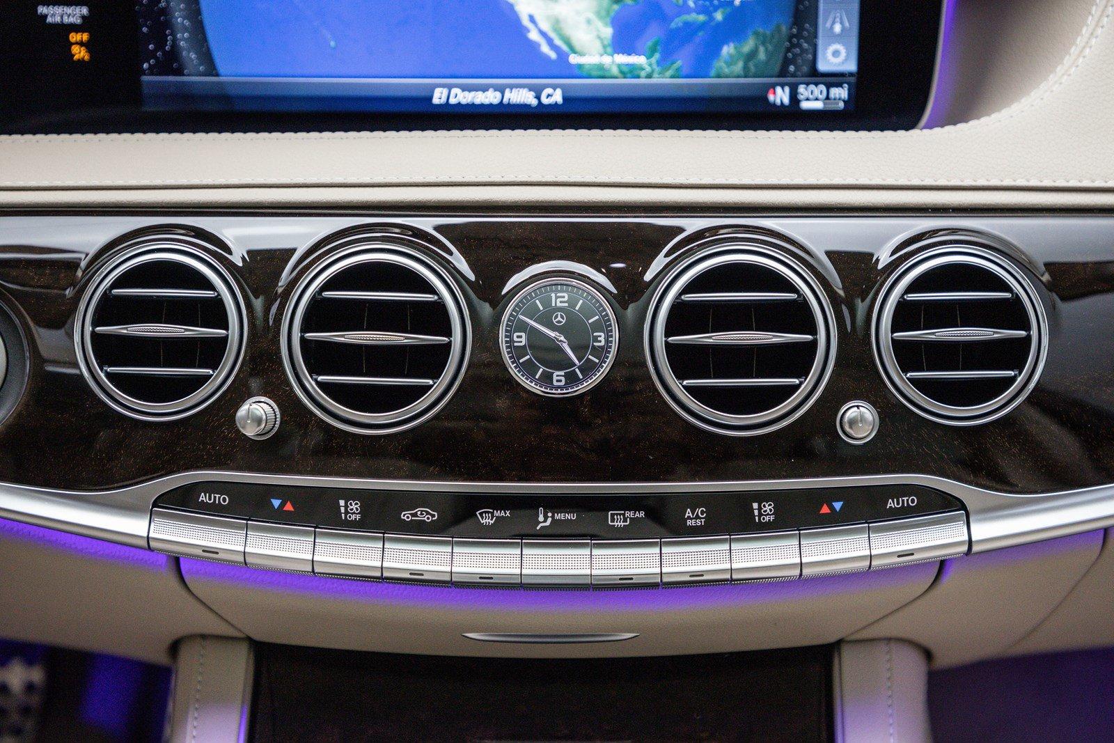 New 2020 Mercedes-Benz S-Class S 450