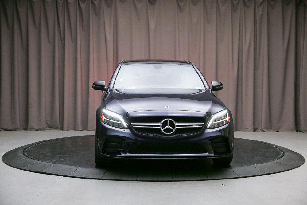 New 2020 Mercedes-Benz C-Class AMG® C 43