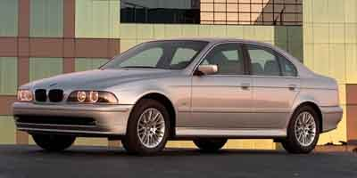 Pre-Owned 2003 BMW 5 Series 530iA