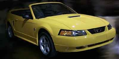 Pre-Owned 2000 Ford Mustang