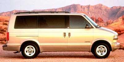 Pre-Owned 1999 Chevrolet Astro Passenger