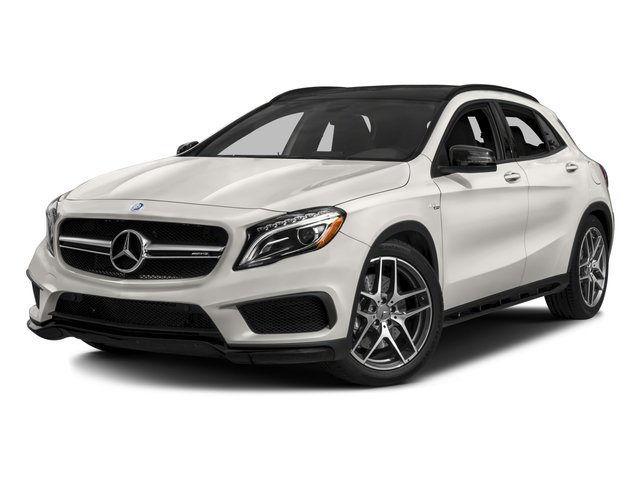 Certified Pre Owned 2016 Mercedes Benz Gla Amg 45 Suv