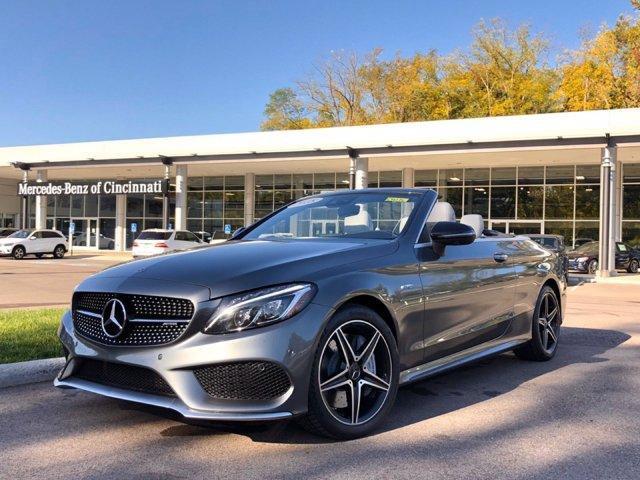 2018 Mercedes-Benz C-Class AMG® C 43 4MATIC® Cabriolet