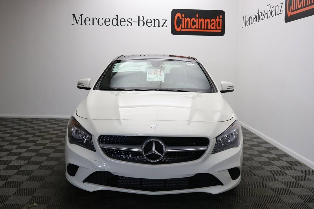 New 2016 Mercedes Benz CLA CLA 250 4MATIC 4 Door Coupe for Sale