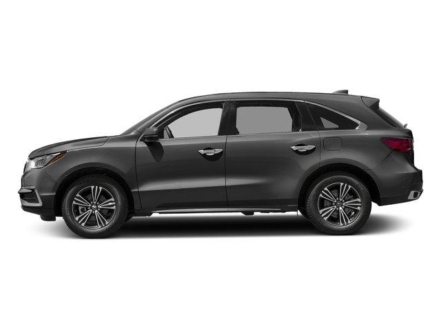 New 2017 Acura MDX SH-AWD