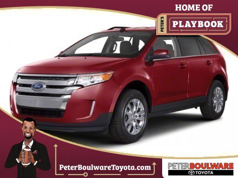 Pre-Owned 2011 Ford Edge SE