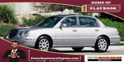 Pre-Owned 2004 Kia Amanti Base