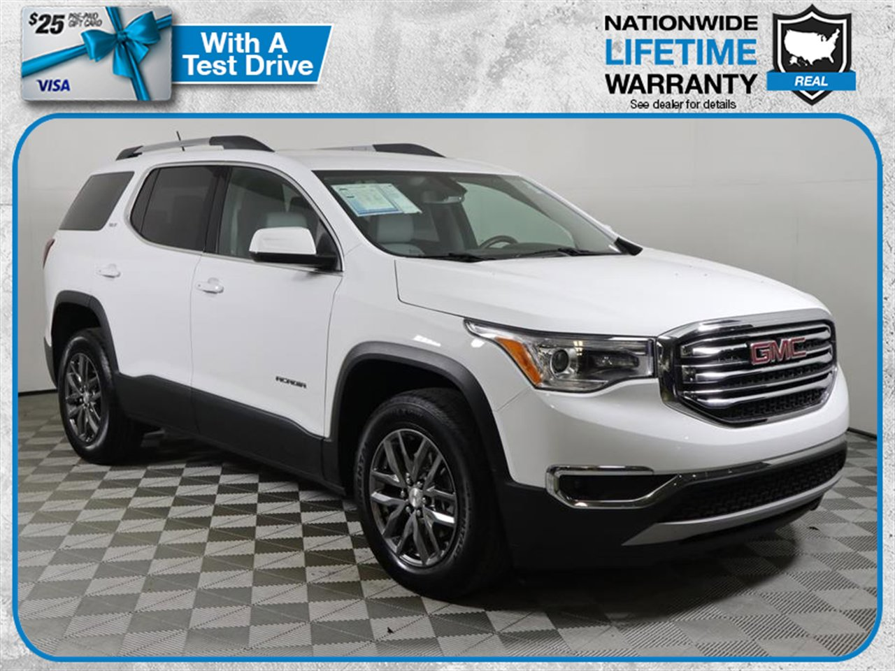 Certified Pre-Owned 2019 GMC Acadia Navigation