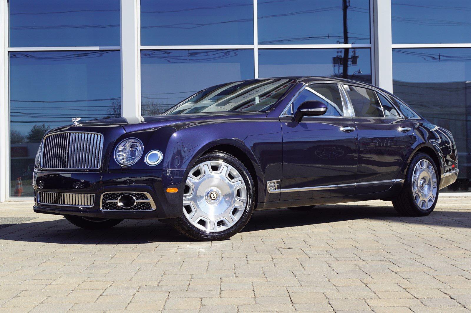 New 2019 Bentley Mulsanne