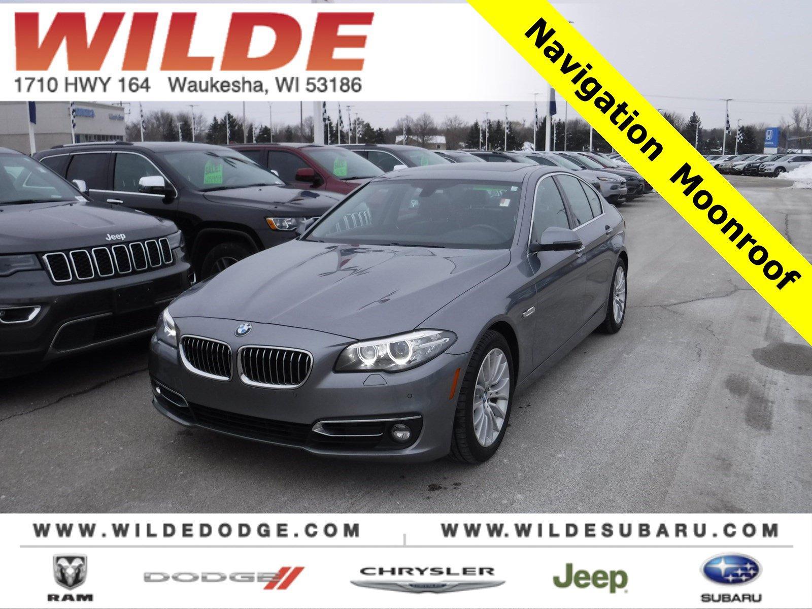 Pre-Owned 2014 BMW 5 Series 528i xDrive