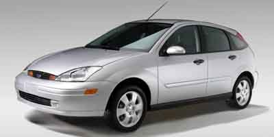 Pre-Owned 2002 Ford Focus ZX5 FWD 4dr Car