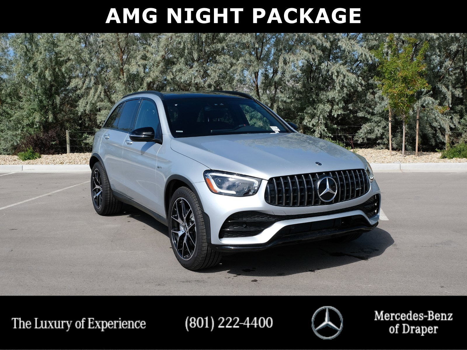 2020 Mercedes-Benz GLC AMG®  43 4MATIC®