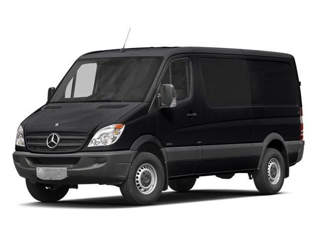 New 2013 Mercedes-Benz SPRINTER 2500 MINI BUS