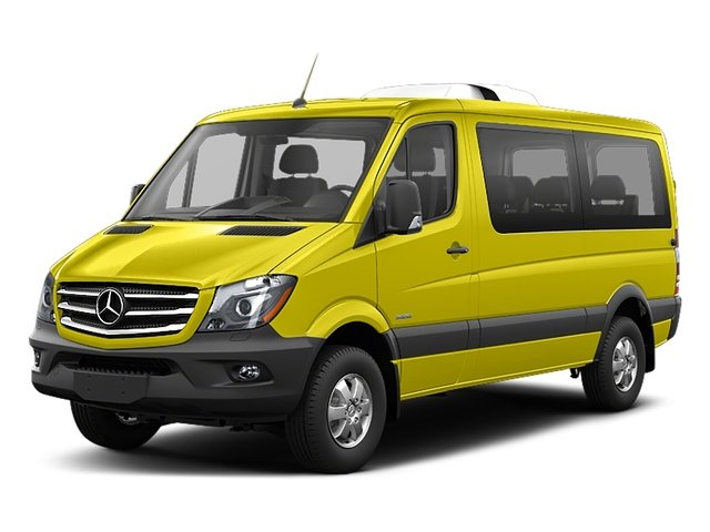New 2017 Mercedes-Benz Sprinter Passenger Van