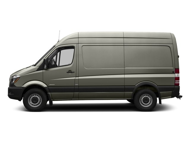 New 2017 Mercedes-Benz Sprinter Cargo Vans 4X4