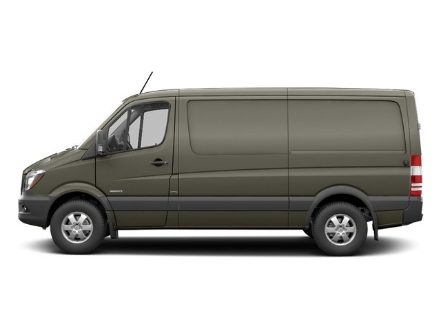 New 2018 Mercedes-Benz Sprinter Cargo Vans