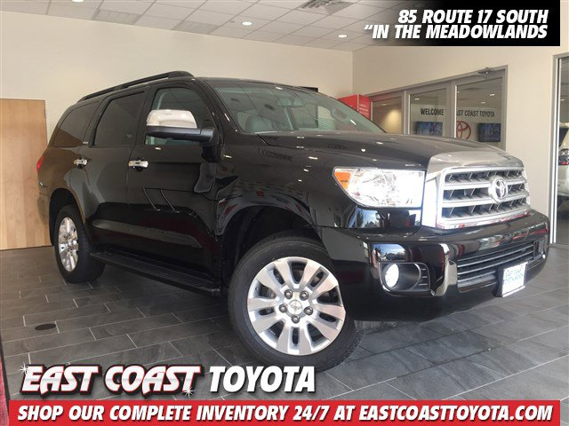 Certified Pre-Owned 2016 Toyota Sequoia Platinum V8 4WD SUV