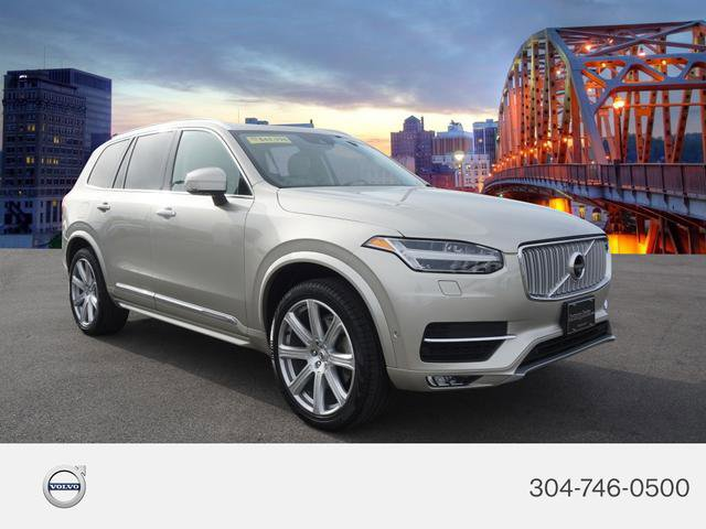 Certified Pre-Owned 2017 Volvo XC90 Inscription