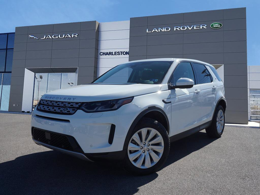New 2021 Land Rover Discovery Sport SE