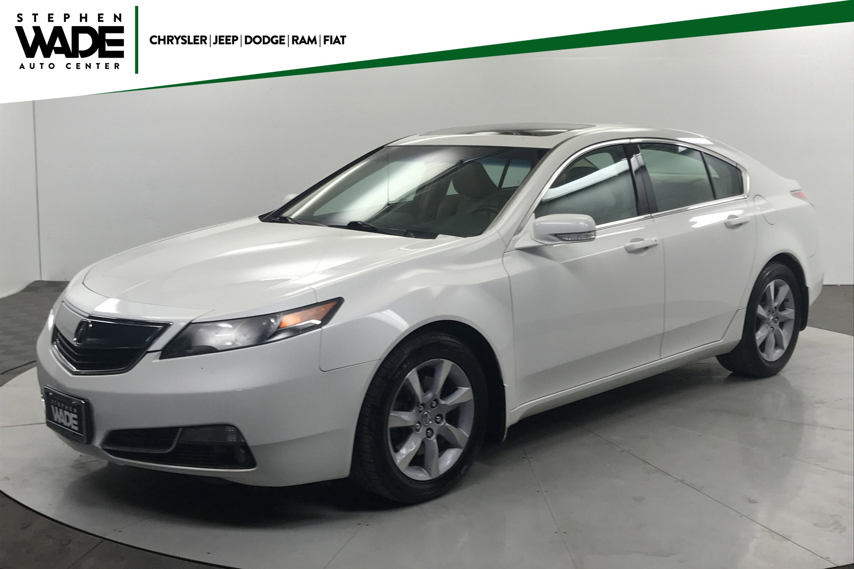 Pre-Owned 2013 Acura TL FWD 4dr Car