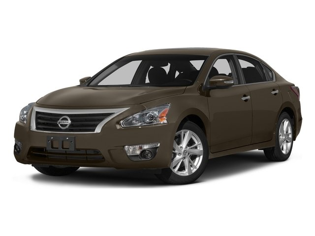 Pre-Owned 2015 Nissan Altima 2.5 SL FWD 4dr Car