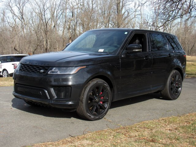 New 2020 Land Rover Range Rover Sport HST